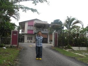 lokasi bangi guest house