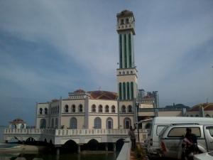 Masjid Terapung Tanjung Bungah